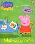 Świnka Peppa Chrum… Chrum… 3 Malowany świat