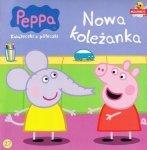 Świnka Peppa Książeczki z półeczki 27 Nowa koleżanka