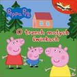 Świnka Peppa Pewnego razu… 4 O trzech małych świnkach
