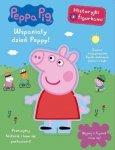 Świnka Peppa Historyjki z figurkami Wspaniały dzień Peppy