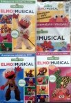 Elmo the Musical Sezamkowy Zakątek - ZESTAW 3 płyt