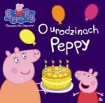 Świnka Peppa Opowieści Na Dobranoc 3 O urodzinach Peppy