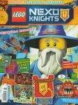 LEGO Nexo Knights magazyn 6/2016 + Rycerska wyścigówka
