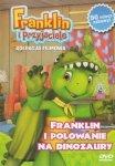 Franklin i przyjaciele kolekcja filmowa 8 Franklin i polowanie na dinozaury (DVD)