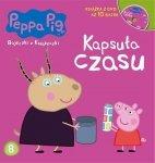 Świnka Peppa Bajeczki z Książeczki 8 Kapsuła czasu