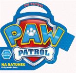 Psi patrol Na ratunek! Książeczka fana z 70 wypukłymi naklejkami