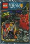 Lego Nexo Knights magazyn 5/2016 + Żołnierz Lawy