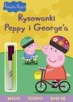 Świnka Peppa Rysowanki Peppy i George'a
