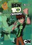 Ben 10 Omniverse 11 Kolekcja filmowa (DVD)