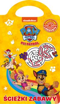 Psi Patrol Zakręcone labirynty 1 Ścieżki zabawy