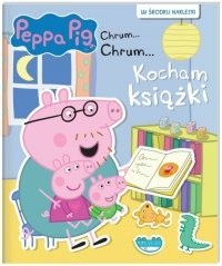 Świnka Peppa Chrum… Chrum… 60 Kocham książki