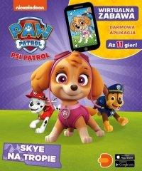 Psi Patrol Wirtualna zabawa 2 Skye na tropie