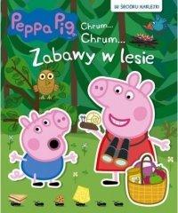 Świnka Peppa Chrum… Chrum… 59 Zabawy w lesie