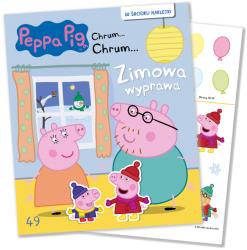 Świnka Peppa Chrum… Chrum… 49 Zimowa wyprawa