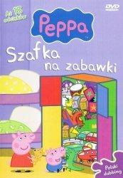 Świnka Peppa magazyn Wydanie specjalne z DVD Szafka na zabawki (4/2014)