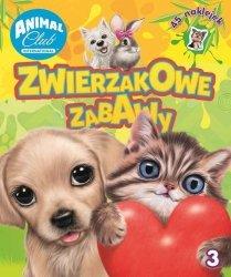 Animal Club Zwierzakowe zabawy 3