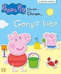Świnka Peppa Chrum… Chrum… 32 Gorące lato