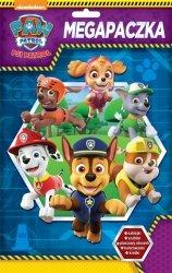 Psi Patrol Megapaczka Chase (szablon + kolorowanki + naklejki + 6 kredek)