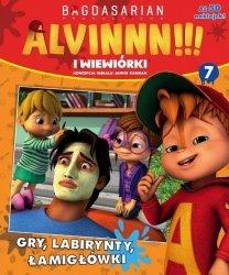 Alvin i wiewiórki 7 (z naklejkami)