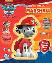 Psi Patrol Nazywam się Marshall (z figurką)