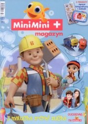 MiniMini+ magazyn 7/2017 + Aparat fotograficzny i naklejki