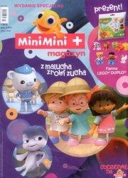 MiniMini+ magazyn Wydanie specjalne 1/2018 + LEGO Duplo 30326