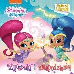 Shimmer i Shine Odkryj i czytaj 1 Życzenia i niespodzianki