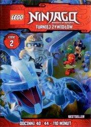PREZENT ZA ZAKUPY za 50 zł - DVD LEGO Ninjago Turniej Żywiołów 2