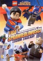 PREZENT ZA ZAKUPY za 90 zł - DVD LEGO Super Heroes Liga Sprawiedliwości Legion Zagłady