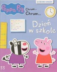 Świnka Peppa Chrum… Chrum… 33 Dzień w szkole