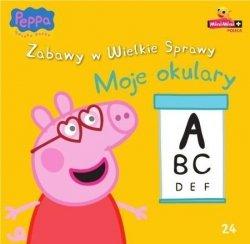 Świnka Peppa Zabawy w Wielkie Sprawy 24 Moje okulary
