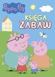 Świnka Peppa Księga zabaw Zgaduj, rysuj i koloruj (w tym 3 opowiadania)