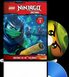 Cartoon Network Przedstawia 3/2017 + DVD LEGO Ninjago Opętanie cz.1