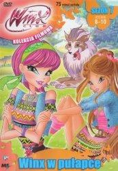 Winx Club Kolekcja filmowa seria 7 cz.3 Winx w pułapce (DVD)