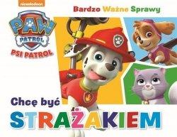 Psi Patrol Bardzo Ważne Sprawy 1 Chcę być strażakiem