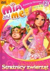Mia i ja Kolekcja filmowa sezon 2 cz. 1 Strażnicy zwierząt (DVD)