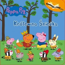 Świnka Peppa Pewnego razu 2 Królewna Śnieżka