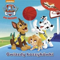 Psi Patrol Pewnego razu… 3 Gwiazdy koszykówki