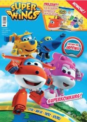 Super Wings magazyn 1/2018 + supersamolot