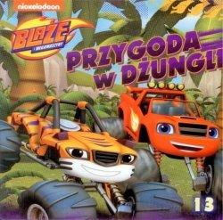 Blaze i megamaszyny 13 Przygoda w dżungli