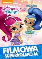 Filmowa Superkolekcja Shimmer i Shine Ahoj, dżiny! DVD