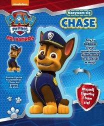 Psi Patrol Nazywam się Chase (z figurką)