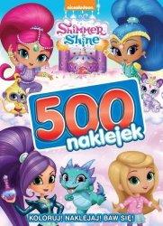 Shimmer i Shine 500 naklejek