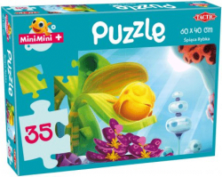 MiniMini+ Puzzle 35 Śpiąca Rybka