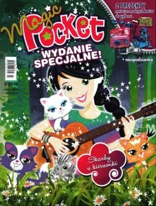 Magic Pocket Wydanie specjalne 3/2017 + Kitty Club