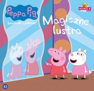 Świnka Peppa Książeczki z półeczki 41 Magiczne lustra