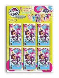 Mój kucyk My Little Pony Karty kolekcjonerskie Wielopak