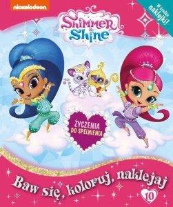 Shimmer i Shine Życzenia do spełnienia 10