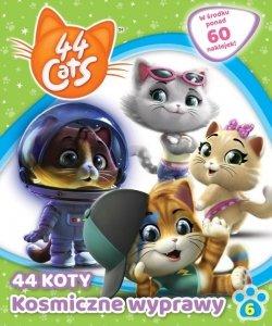 44 Koty 6 Kosmiczne wyprawy