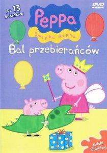 Świnka Peppa magazyn Wydanie specjalne z DVD Bal przebierańców (4/2013)